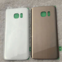 Glass rear replacement battery back door cover for samsung galaxy S7 S7edge  Bh