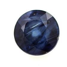 SAPPHIRE BLUE 0.75 cts. VS2. Ceylon, Sri Lanka