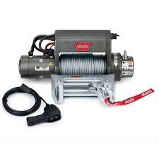 Warn 27550 XD9000I Premium 9000lb Self Recovery Winch 12v 4.6HP Roller Fairlead