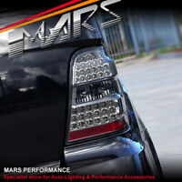 Smoked LED Tail Lights for Mercedes-Benz W164 ML63 ML500 ML350 ML320 ML300 ML280