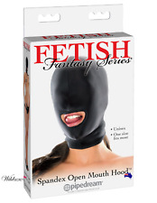Fetish Fantasy Spandex Open Mouth Hood Pipedream Products