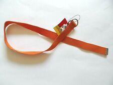 """Kid's Sprockets Double D-Ring Belt Buckles Belt, Orange, 1"""" W x 29"""" L"""