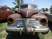 1942 Plymouth 2 Door Sedan Very Solid Mostly Complete Project Parts Car Rat Rod