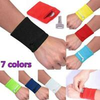 Wrist Wallet Pouch Band Reißverschluss Running Travel Bag-v Safe Radfahren K1Q2