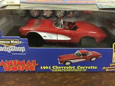 1:18 Die Cast American Muscle Animal House 1961 Cherolet Corvette
