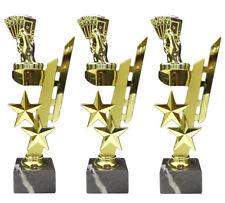 38 Figuren zur Auswahl RM 3er-Serie Sportpokale mit Gravur