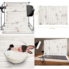 Wood Backdrop 7X5 Ft WHITE Floor For Studio Props Photo CHRISTMAS BACKDROP 7X5ft