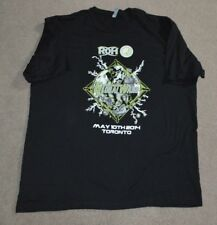 2014 Ring of Honor Global Wars Wrestling Shirt 2XL ROH WWE Toronto Canada