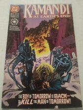 Kamandi At Worlds End #1 June 1993 DC Comics Veitch Gomez Barreiro