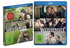 3 Blu-rays * WEISSENSEE - STAFFEL 1 - 3 KOMPLETT IM SET  # NEU OVP %