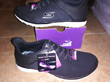 NEW $69 Womens Skechers Microburst Supersonic shoes, size 10