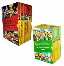 Geronimo Stilton Series 1 & Series 2 - 20 Books Collection Box Set