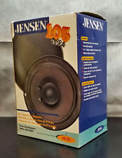 "Jensen JS 65 6.5"" Dual Cone Speakers 105 Watt Weather Resistant Car Speakers"