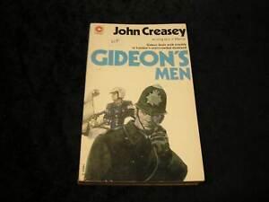 Gideon's Men by John Creasey
