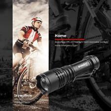 Hillrong Skywolfeye Outdoor T6 + COB LED Taschenlampe Taschenlampe
