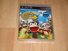 ★ps3 juego Ape Escape◄sony Playstation►move Game original Play Pal/importado