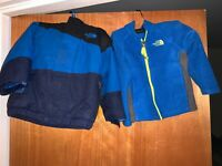 THE NORTH FACE Toddler Boys' Insulated Plank Jacket - Size 2T