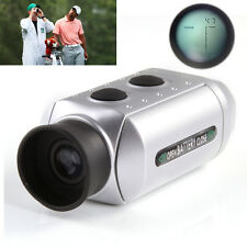 Digital 7x Golf Range Finder Scope Golfscope Sport Hunting Yard Distance Measure