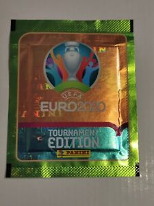 Panini EURO 2020 TOURNAMENT SPECIAL LIDL EDITION  1 Packet Tüte Bustina Nr.4