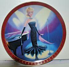 1960 Barbie Solo in the Spotlight Plate Susie Morton High Fashion Danbury Mint
