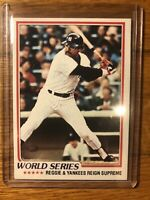 1978 Topps Reggie Jackson #413 Baseball Card