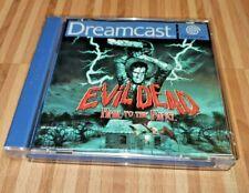 Evil Dead: Hail To The King (Sega Dreamcast, 2001) - Komplett