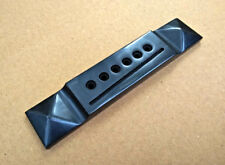Pyramid Bridge 6 string for acoustic guitar ebony wood best replacement