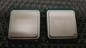 *NEW* Matched PAIR Intel Xeon E5-2670 2.60GHz 8 Core 20MB SR0KX LGA2011 CPU