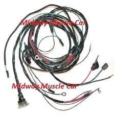 engine wiring harness 64 65 Chevy Corvette 327 stingray roadster WITHOUT A/C