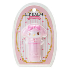 SANRIO MY MELODY Lip Balm Strawberry Scent Gift Japan