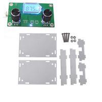 Transparent Acrylic Enclosure Case for DSP PLL Digital Stereo FM Radio 87-108MHz