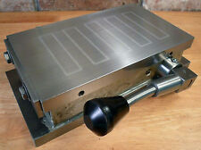"""4"""" x 7"""" Magnetic Chuck Permanent Magnet Workholding For Grinding Machining New"""