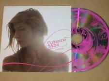RARE CD PROMO 14 TITRES / CATHERINE MAJOR / ROSE SANG / TRES BON ETAT