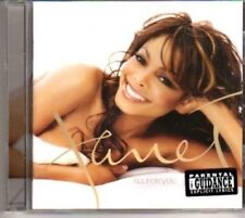 (BD292) Janet Jackson, All For You - 2001 CD