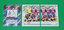 PANINI FOOTBALL FOOT 2007 STADE MALHERBE CAEN COMPLET FRANCE 2006-2007