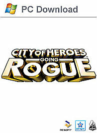 City of Heroes: Going Rogue -- Complete Collection (Windows/Mac, 2010)