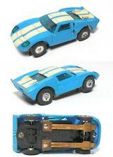 1969 TYCO S Ford GT Vintage GT-40 Slot Car Unused Nice!