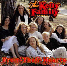 THE KELLY FAMILY - CD - FROM THEIR HEARTS