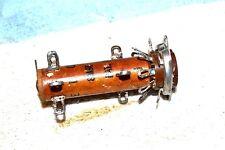 VECTOR 8M9T 7 PIN MINIATURE SPECIAL JUNCTION VACUUM TUBE SOCKET AMP AMPLIFIER
