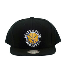 Golden State Warriors Mitchell and Ness French Terry Snapback