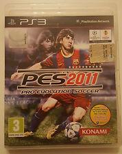 Sony Playstation 3 - PES 2011 - PS3 ITA