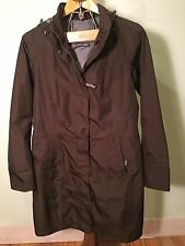 Women's Eddie Bauer Girl On The Go Trench Coat M Perfect