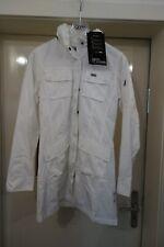 2117 of Sweden Damen Mantel Jacket Woman Grundsund , Größe 38, weiss