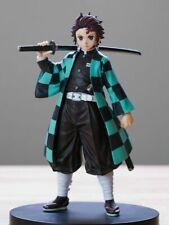 Anime Demon Slayer: Kimetsu no Yaiba Kamado Tanjirou Action PVC Figure AU