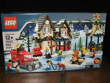 LEGO Holiday WINTER VILLAGE POST OFFICE # 10222   822 pcs  NEW & SEALED retired