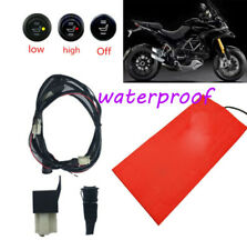 Wasserfeste Sitzheizung für Moped Roller Motorrad Quad Universal 12V db