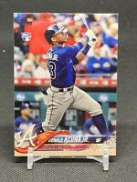 2018 Topps Update Ronald Acuna Jr. Rookie Card RC #US250 Braves