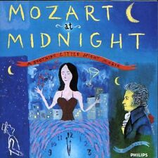 Various Artists, W.a - Mozart at Midnight / Various [New CD]