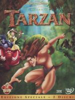 dvd cartone animato tarzan Walt Disney