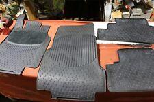 Original Mercedes W168 A-Klasse -  Satz Gummi Fußmatten B66680036 NEU NOS